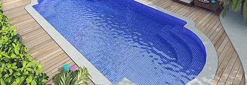 Cipatex desenvolve nova espessura de vinil para piscina