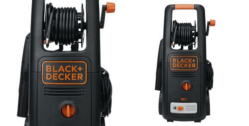 Black+Decker lança linha de lavadoras de alta pressão