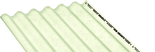 Brasilit desenvolve telha térmica voltada para o Agronegócio