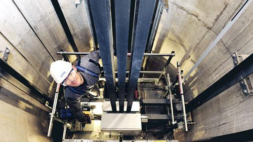Modernização de elevadores reduz em até 70% os custos com energia elétrica