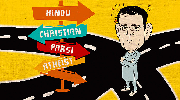 Whats Religion Got To Do With It The Case Of Rahul Gandhi - Gandhi religion