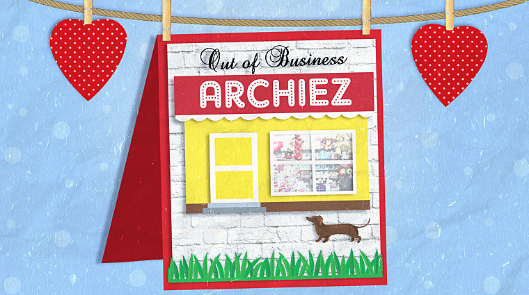 Goodbye archies and hallmark the death of the greeting card the sad demise of the greeting card m4hsunfo