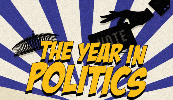 This Year in Politics - 2016
