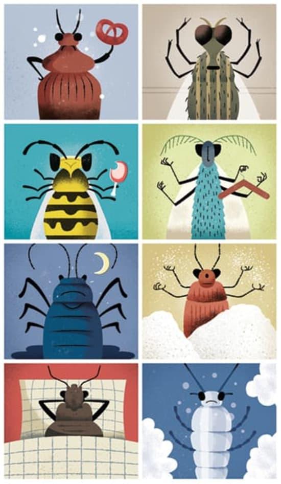Illustration by Gert Albrecht