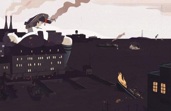 Illustration by Bjoern Arthurs