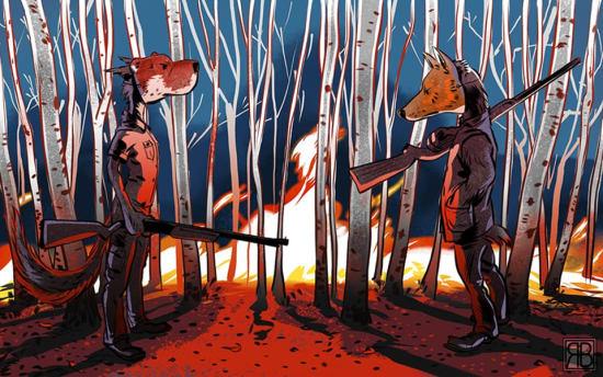 Illustration by Robert Babboni