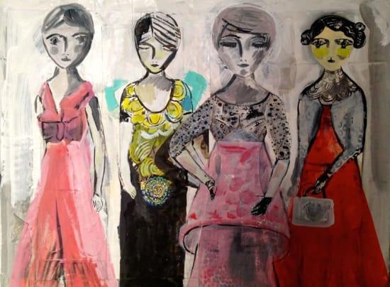 Illustration by Karen Barbour