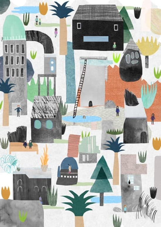 Illustration by Anja Bartelt