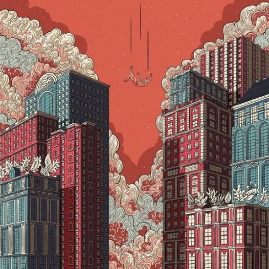 Illustration by Victor Beuren
