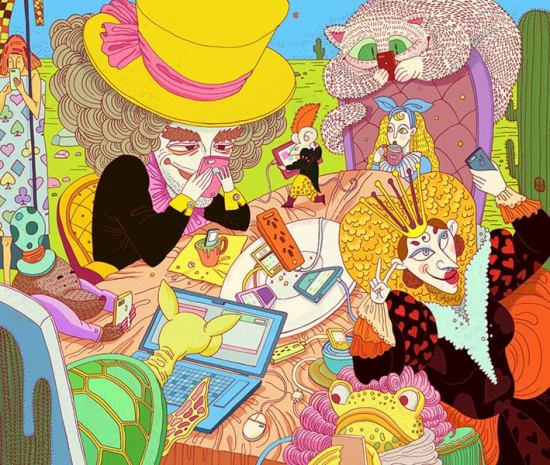 Illustration by Nan Cao