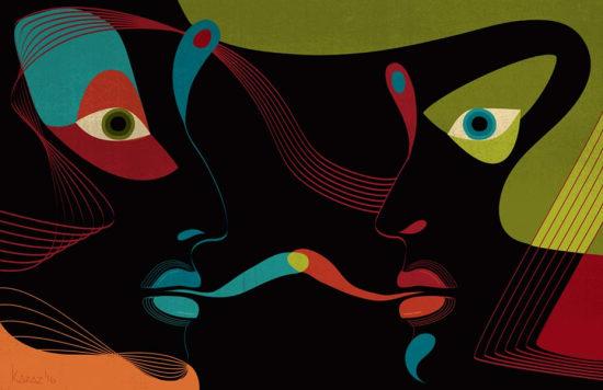 Illustration by Roz Kazaz