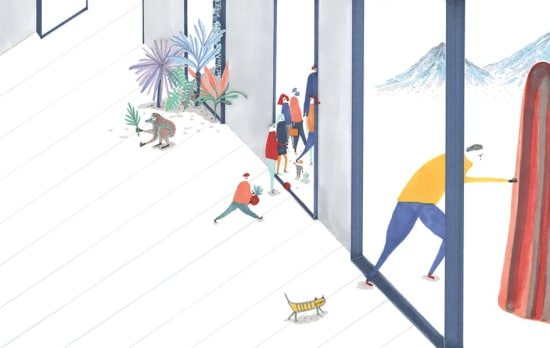 Illustration by Carolina Celas