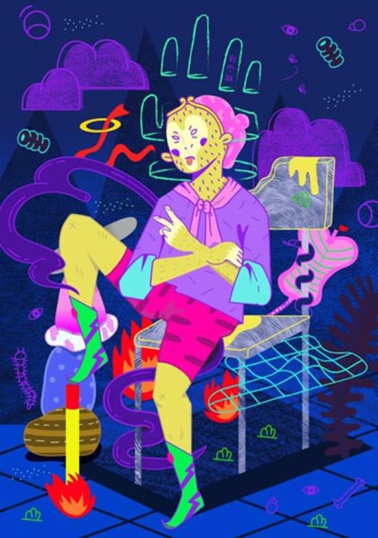 Illustration by Qiuyi Chen