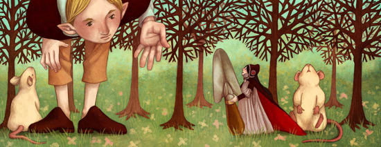 Illustration by Choo Chung