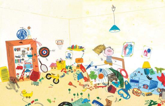 Illustration by Teresa Cortez