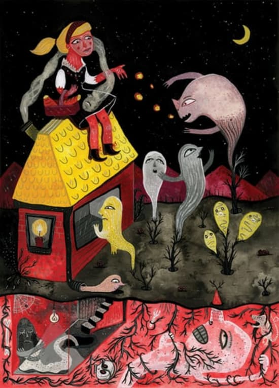 Illustration by Natalie Very B