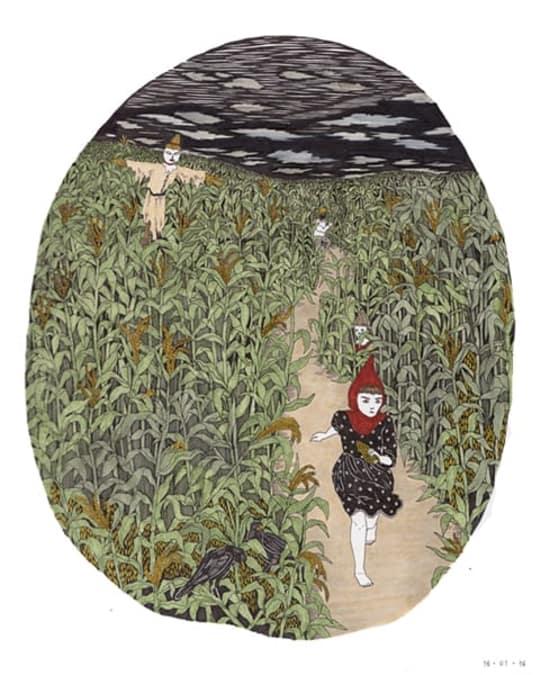 Illustration by Toko Hosoya