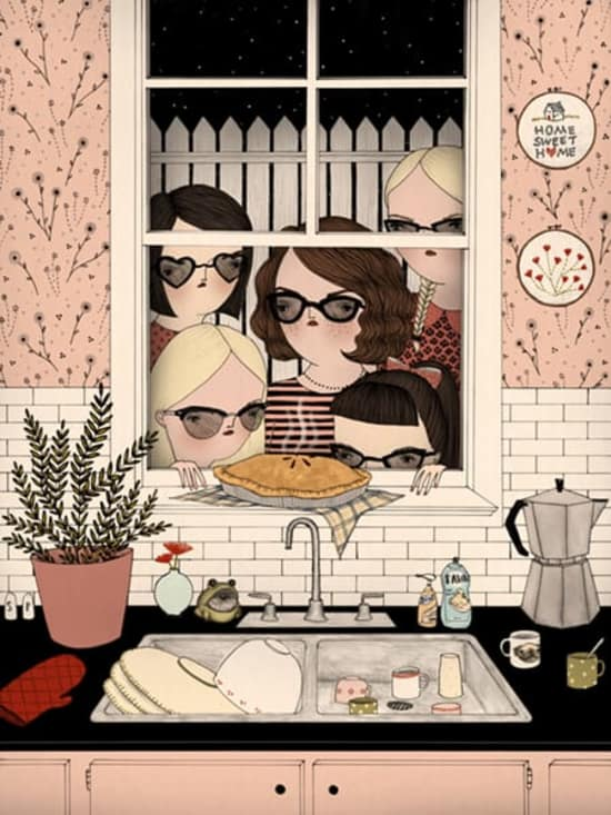 Illustration by Mai Ly Degnan