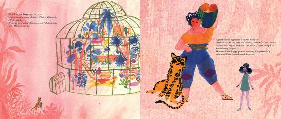 Illustration by Chioma Ebinama