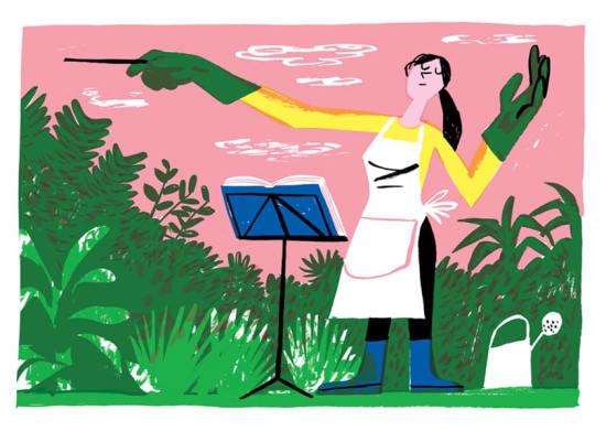 Illustration by João Fazenda