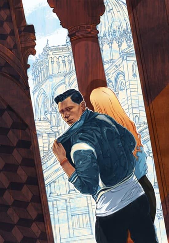 Illustration by Joshua Fetzer