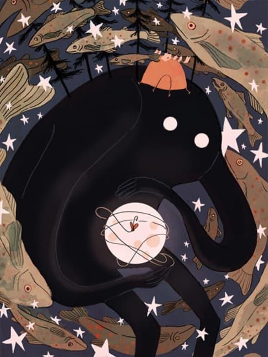 Illustration by Seaerra Miller