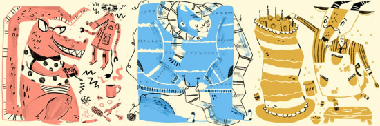 Illustration by Marlowe Dobbe