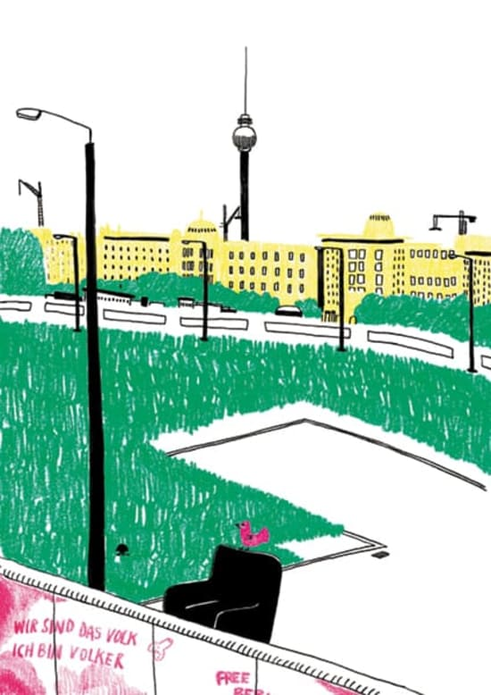 Illustration by Lisa Frühbeis