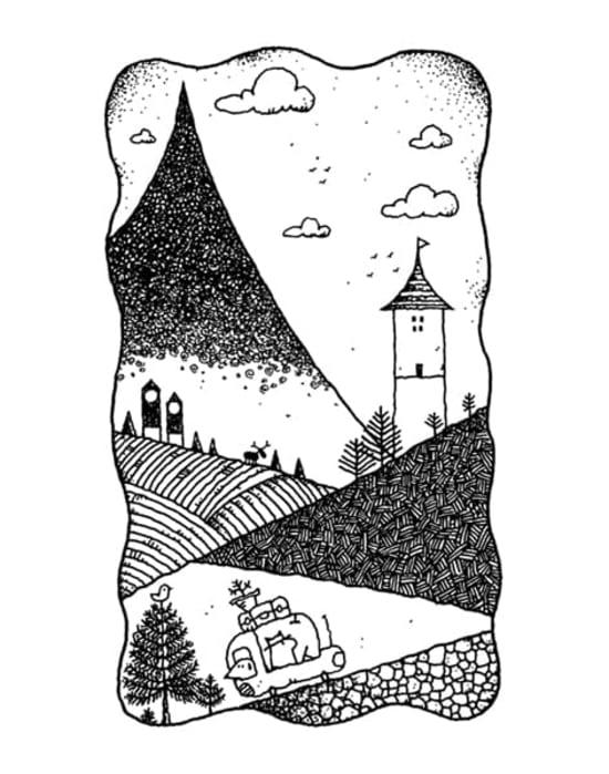 Illustration by Dave Garbot