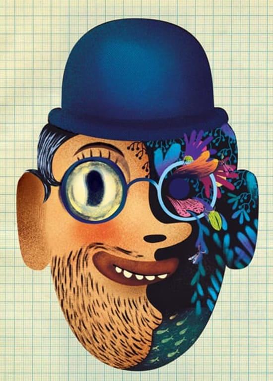 Illustration by Ola Gofshtein