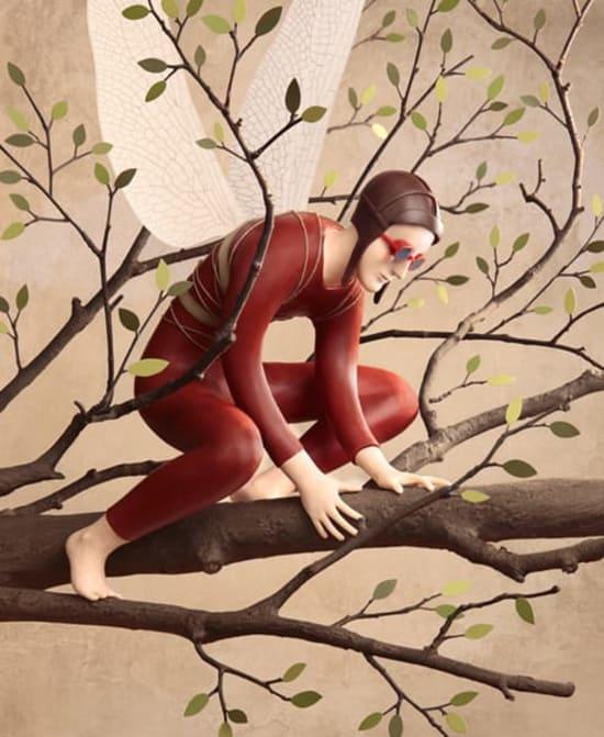Illustration by Irma Gruenholz