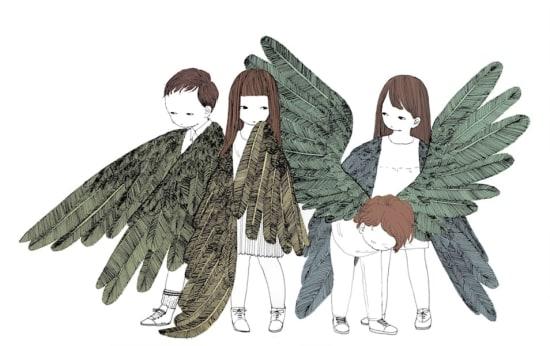 Illustration by Risa Hugo