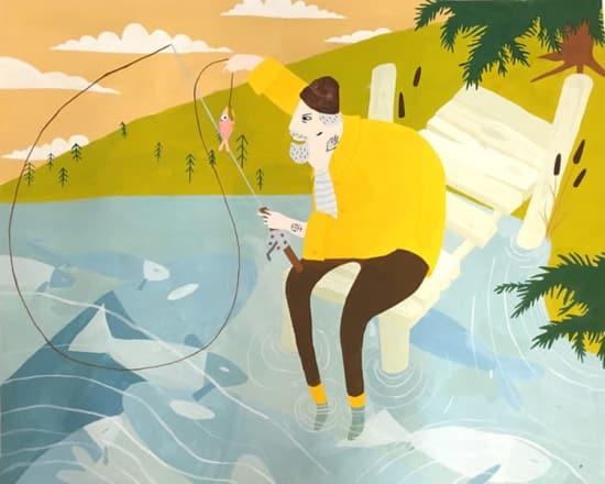 Illustration by Lillian Melcher