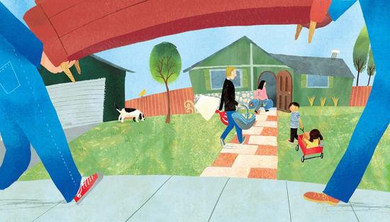Illustration by Melissa Iwai