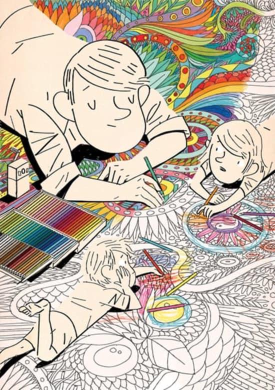 Illustration by Tom Jellett
