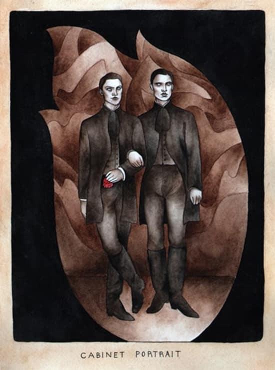 Illustration by Suzanna Komza