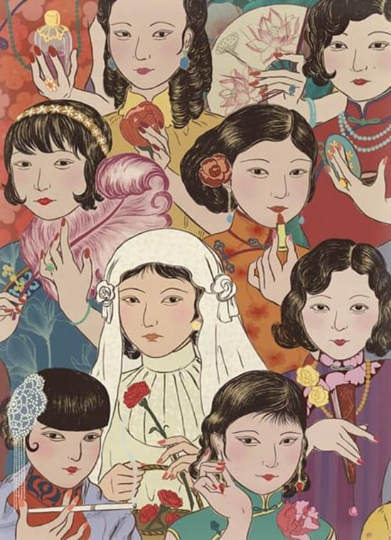 Illustration by Xinmei Liu