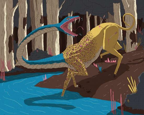 Illustration by Jeff Lowry