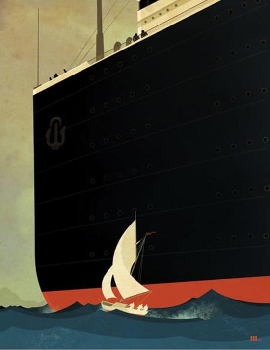 Illustration by Bill Mayer