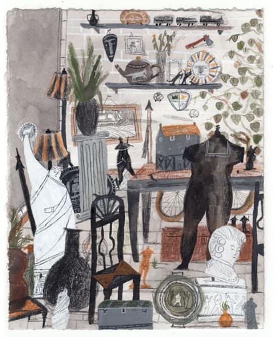 Illustration by Vivien Mildenberger