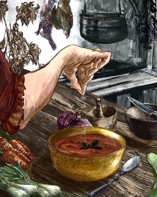 Illustration by Robin Mørk