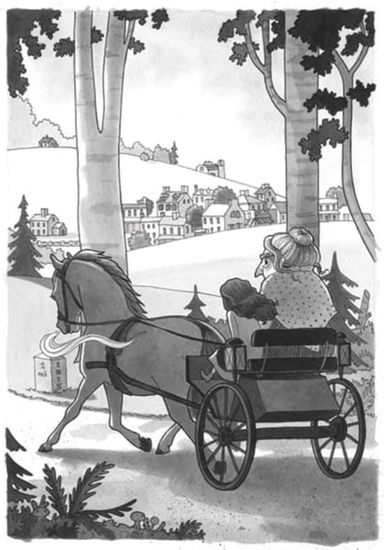 Illustration by Kelly Murphy
