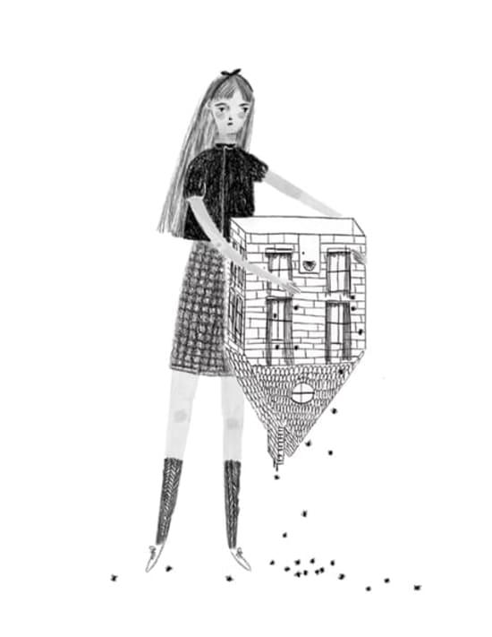 Illustration by Chelsea O'Byrne