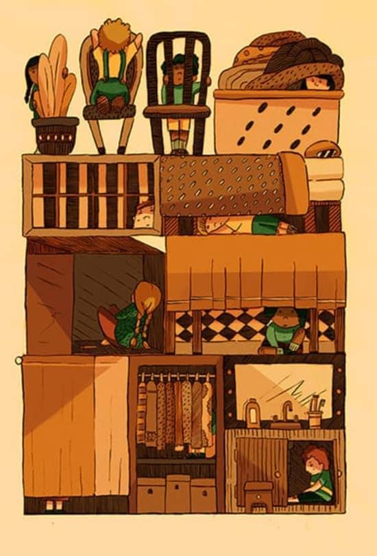 Illustration by Yuko Okabe