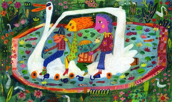 Illustration by Haejin Park