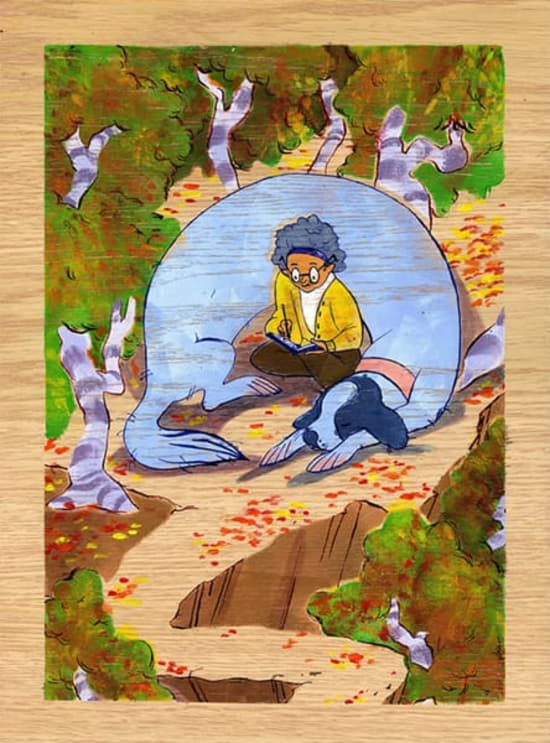 Illustration by Martha Pluto