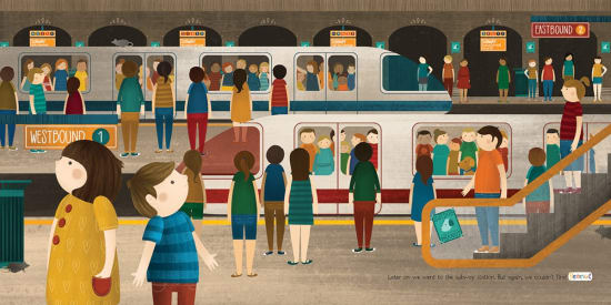 Illustration by Adela Pons