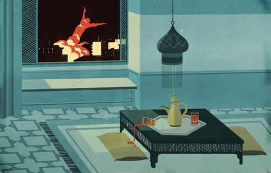 Illustration by Emiliano Ponzi