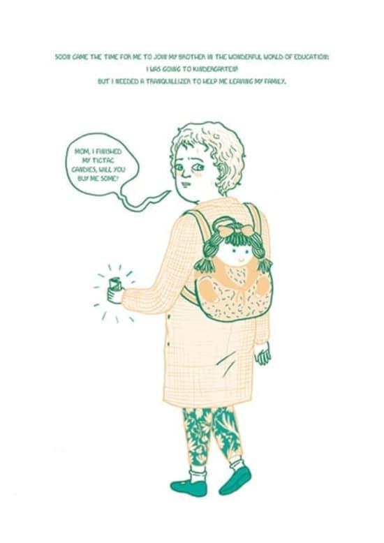 Illustration by Cristina Portolano