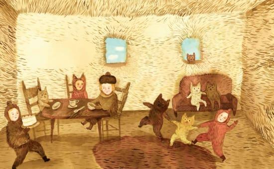 Illustration by Giselle Potter